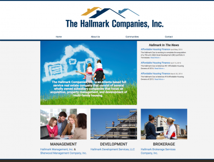 The Hallmark Companies, Inc. -Home